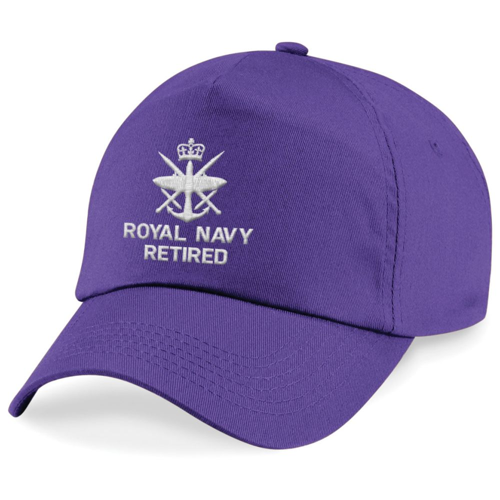 Royal Navy Retired Cap